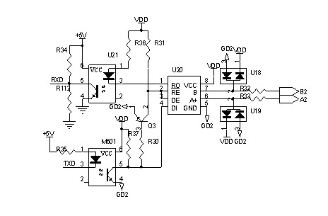 基于atmega128的16路遥控单元设计与实现     实时时钟芯片rx-8025a