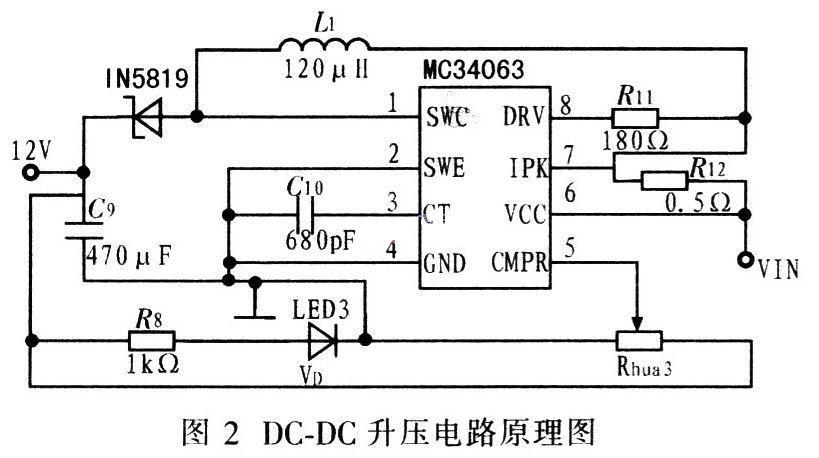需提供5 v电源为单片机,sd卡,测速模块,pcb板上电路,无线通讯模块等