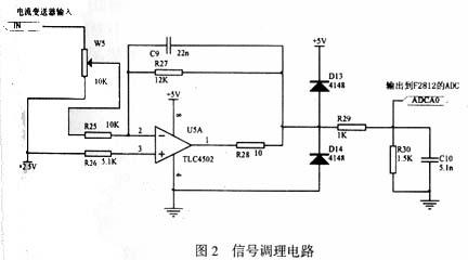 基于dsp的高压电动机保护系统设计