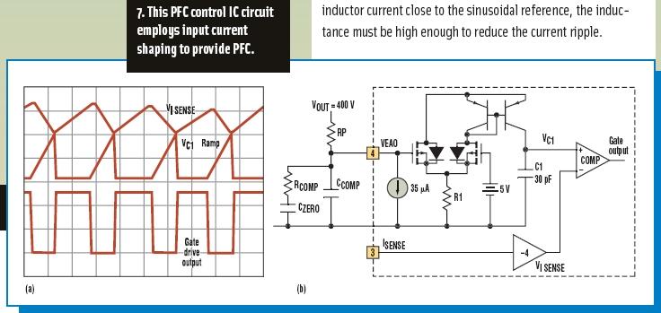 pfc简单校正电路