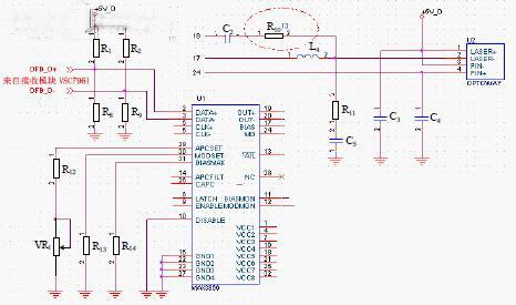 激光器驱动电路