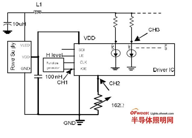 """电源技术 """"不可小觑""""led显示驱动的交流响应     led驱动芯片管脚关闭"""