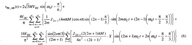 4 主从型逆变器输出电压的仿真研究   4.1 主从型逆变器仿真模型的建立   逆变器(inverter)是把直流电能(电池、蓄电瓶)转变成交流电(一般为220v50HZ正弦或方波)。应急电源,一般是把直流电瓶逆变成220V交流的。通俗的讲,逆变器是一种将直流电(DC)转化为交流电(AC)的装置。它由逆变桥、控制逻辑和滤波电路组成。广泛适用于空调、家庭影院、电动砂轮、电动工具、缝纫机、DVD、VCD、电脑、电视、洗衣机、抽油烟机、冰箱,录像机、按摩器、风扇、照明等 .