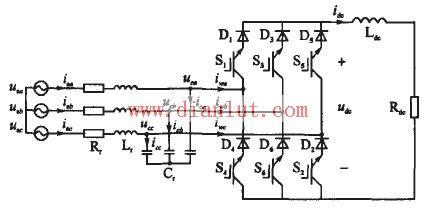 【图】简单三相电流型pwm整流器的拓扑电路设计电源