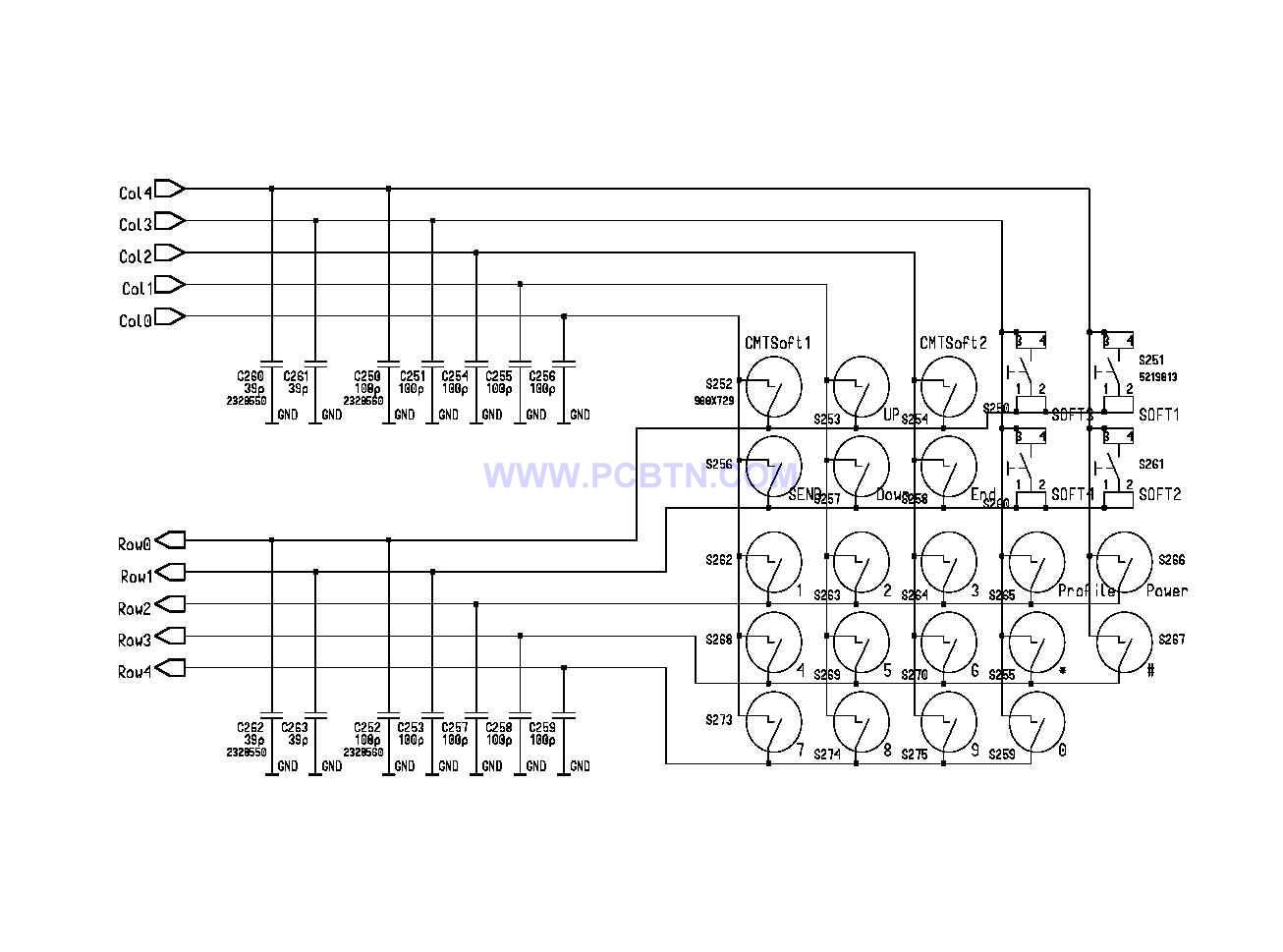 【图】诺基亚9210电路设计