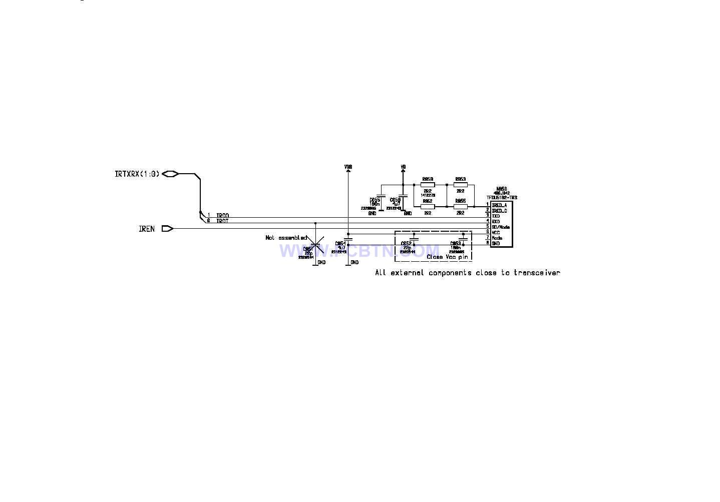 诺基亚9210电路设计  11