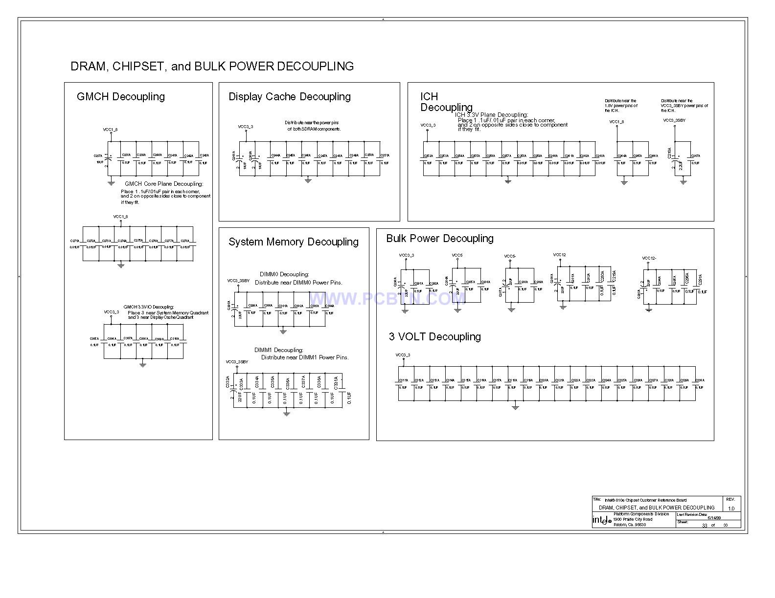 【图】810e主板电路图的设计[