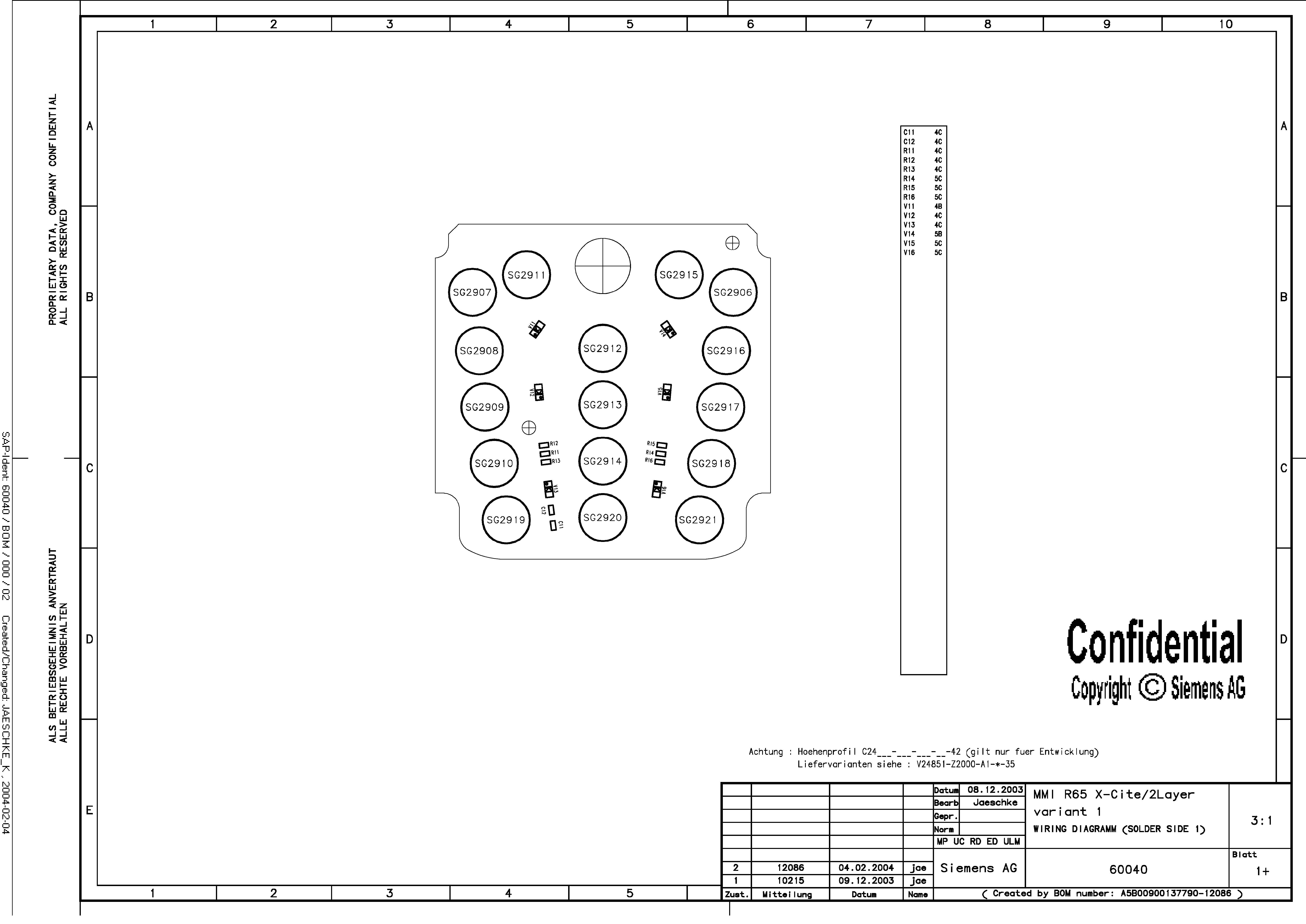 西门子m65电路图设计[_]25