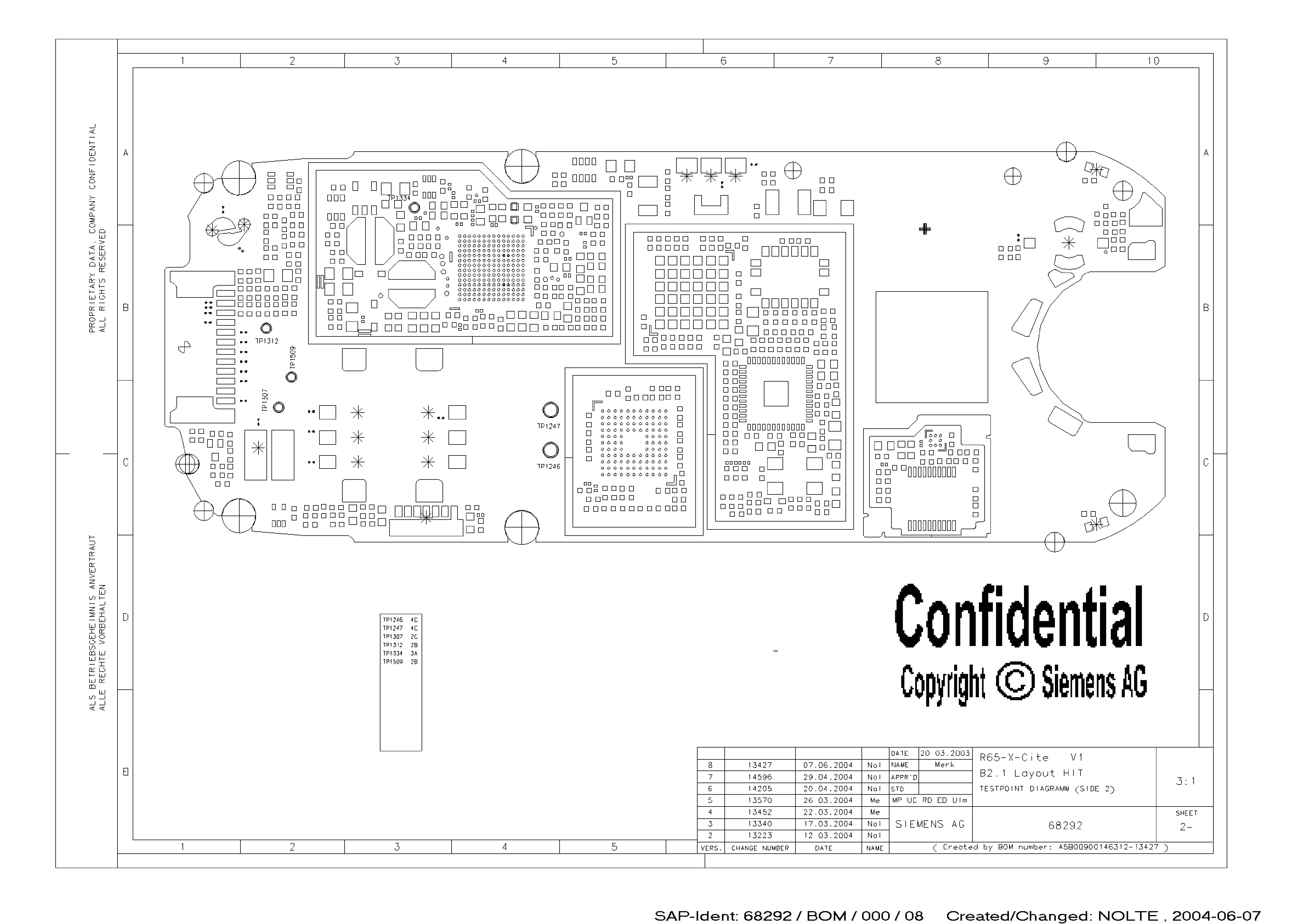 西门子M65电路图设计[_]19