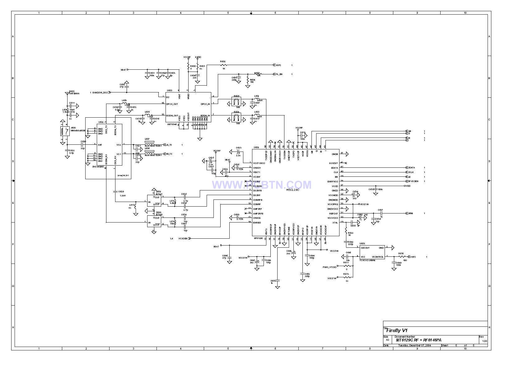 托普电路图设计top968,656 5