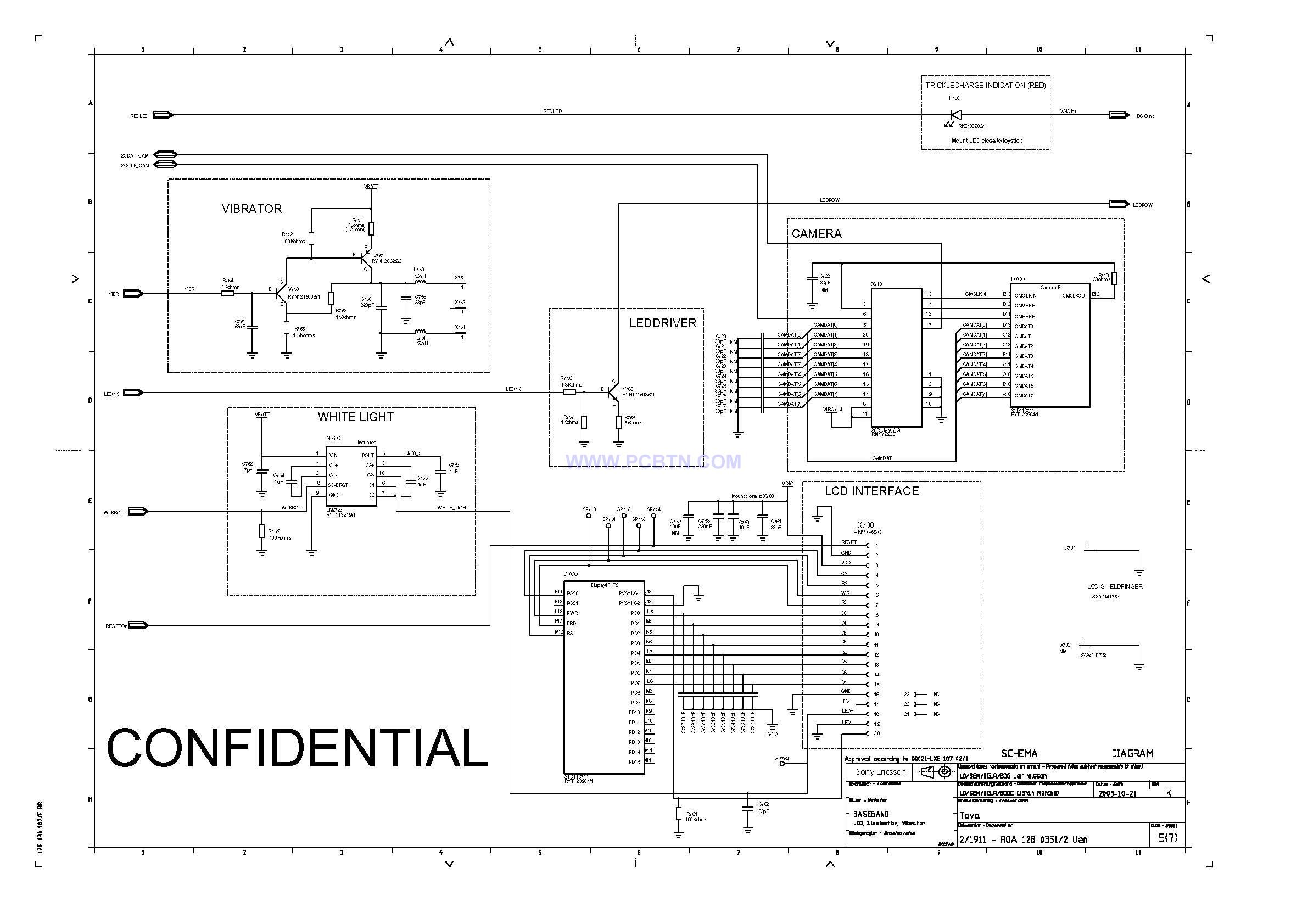 索爱T618元件图的原理设计5[_]5