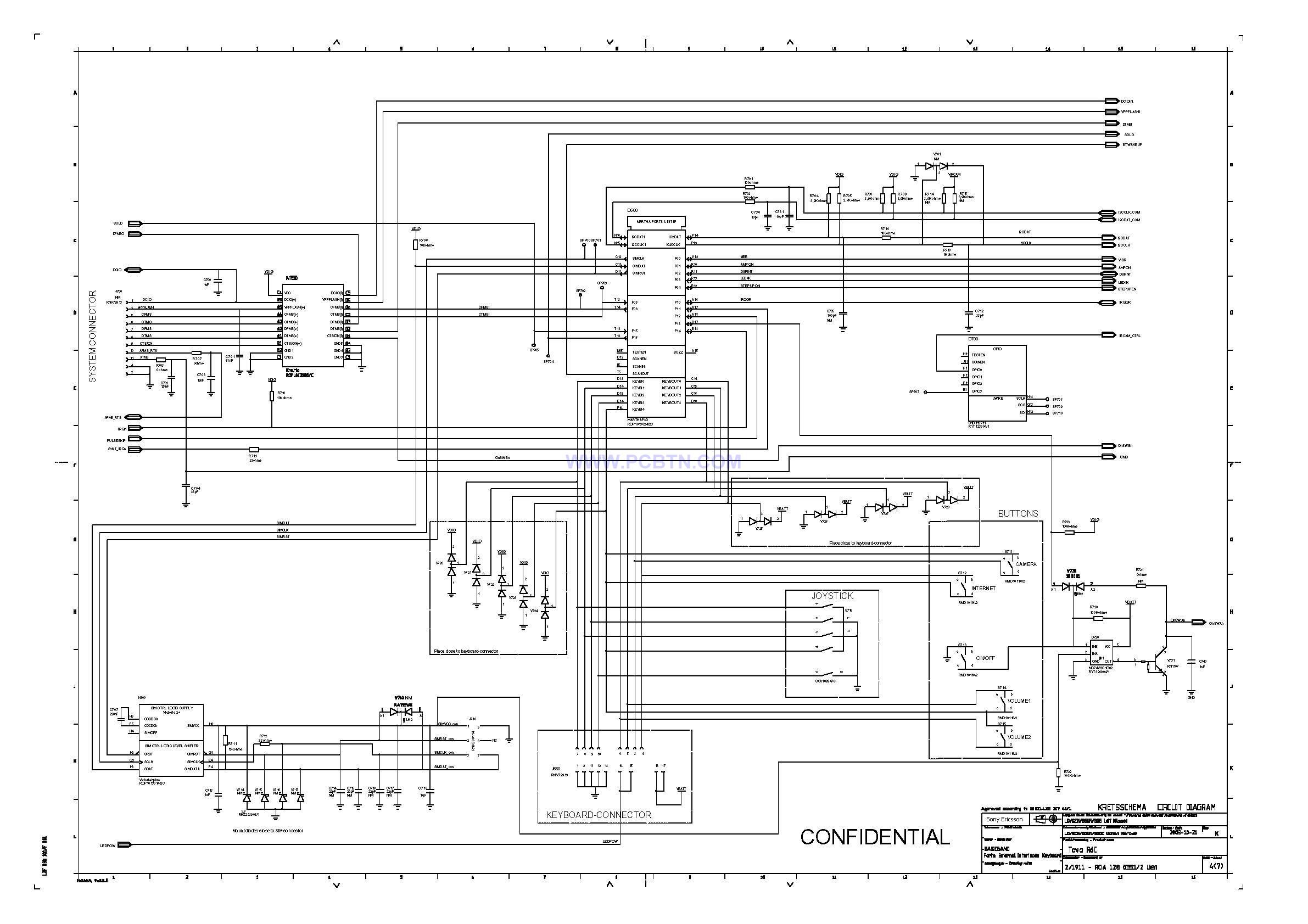索爱T618元件原理图5[_]4