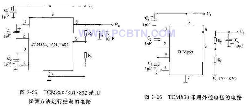 MAX619新型电源电路的应用