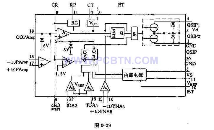 TDA4919开关电源