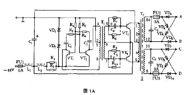 ±5V、±12V电源工作原理介绍