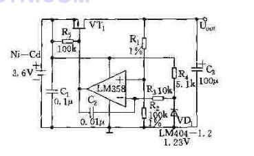 【图】3v系统的低压差稳压器电源电路