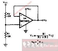 简易基准电压电路