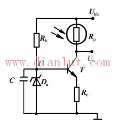 恒流偏置电路的简单应用