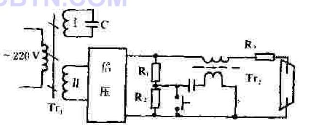 稳压变压器型电源