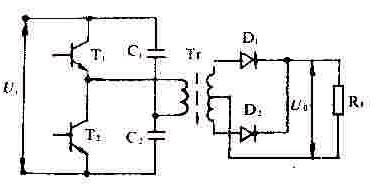 半桥式开关电源