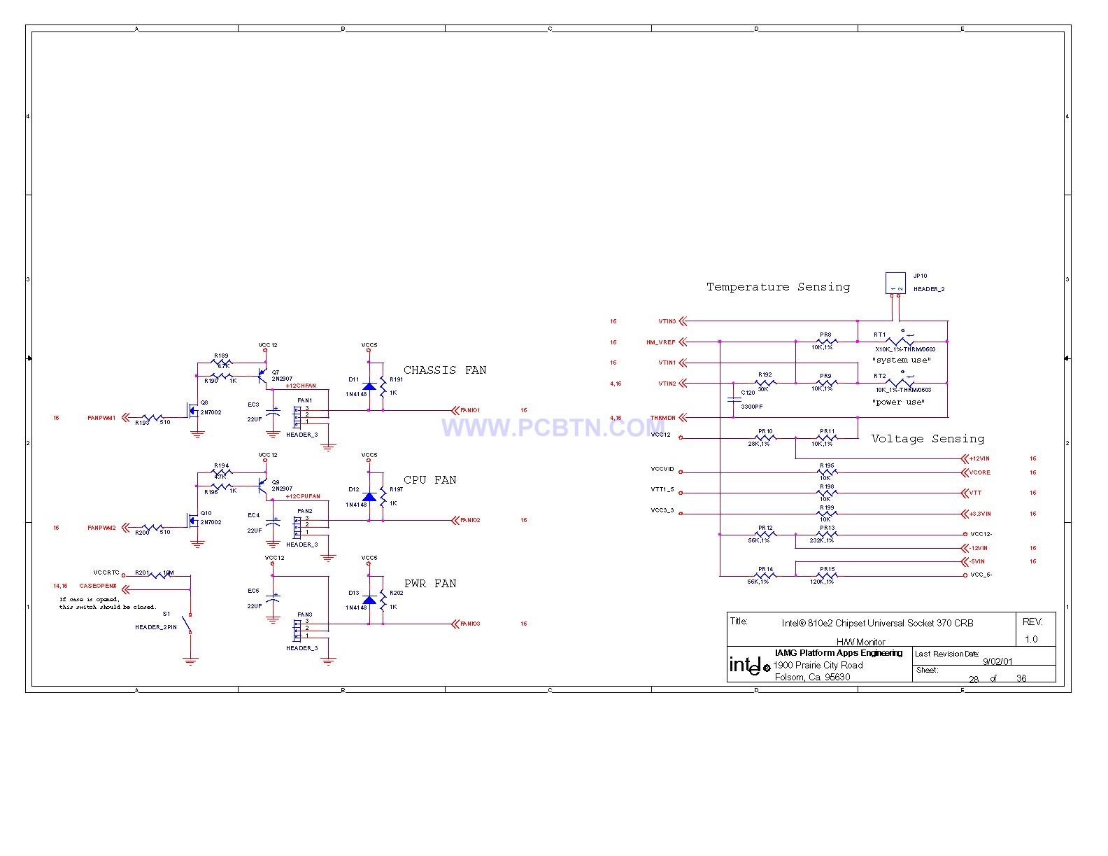 810电脑主板电路图2[_]28