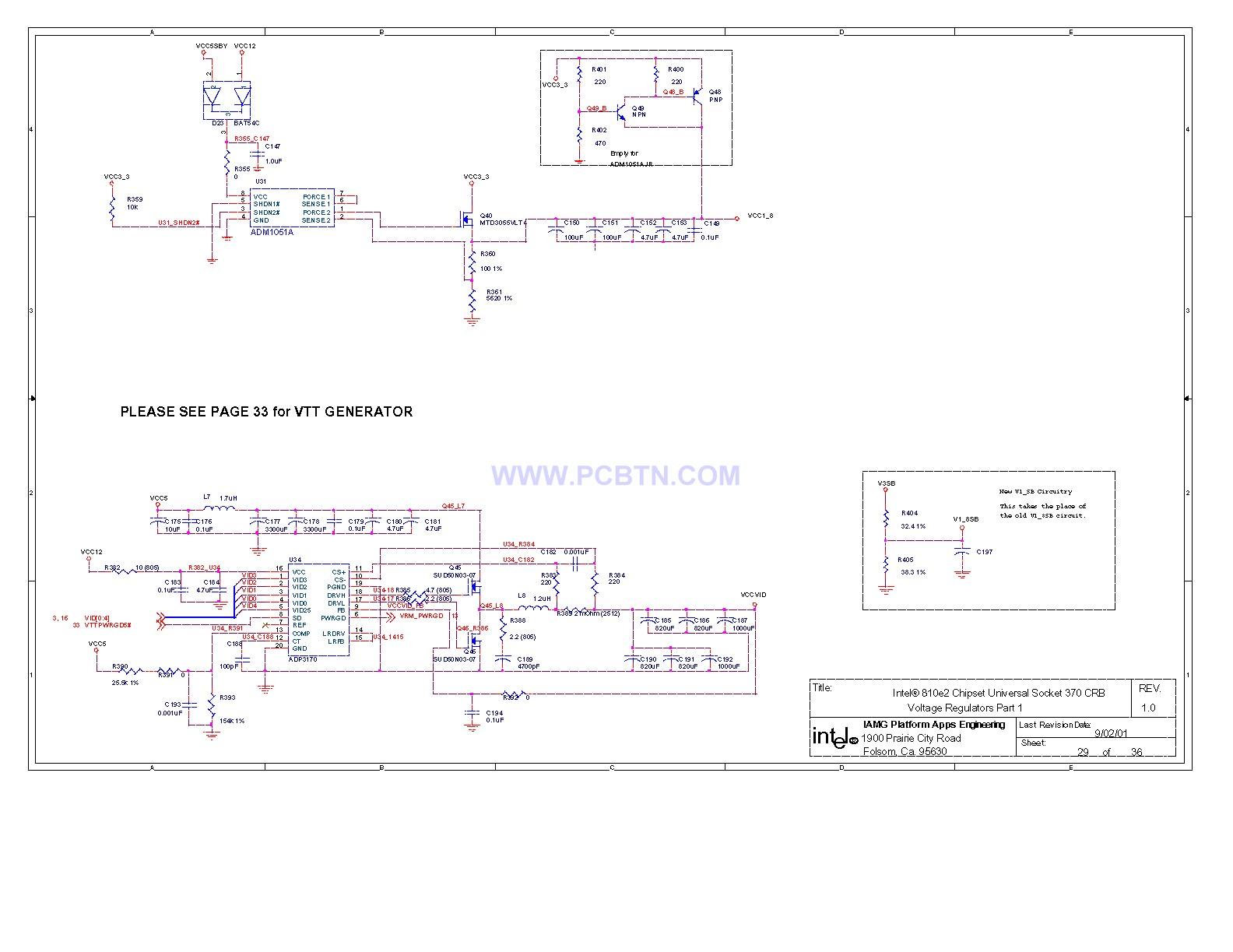 810电脑主板电路图2[_]29