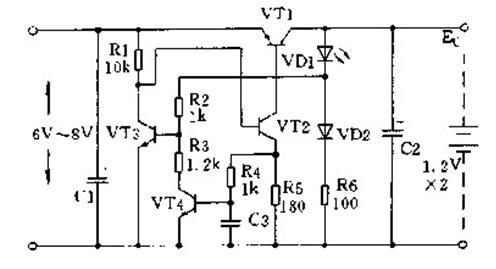 爱华J303g充电器故障排除