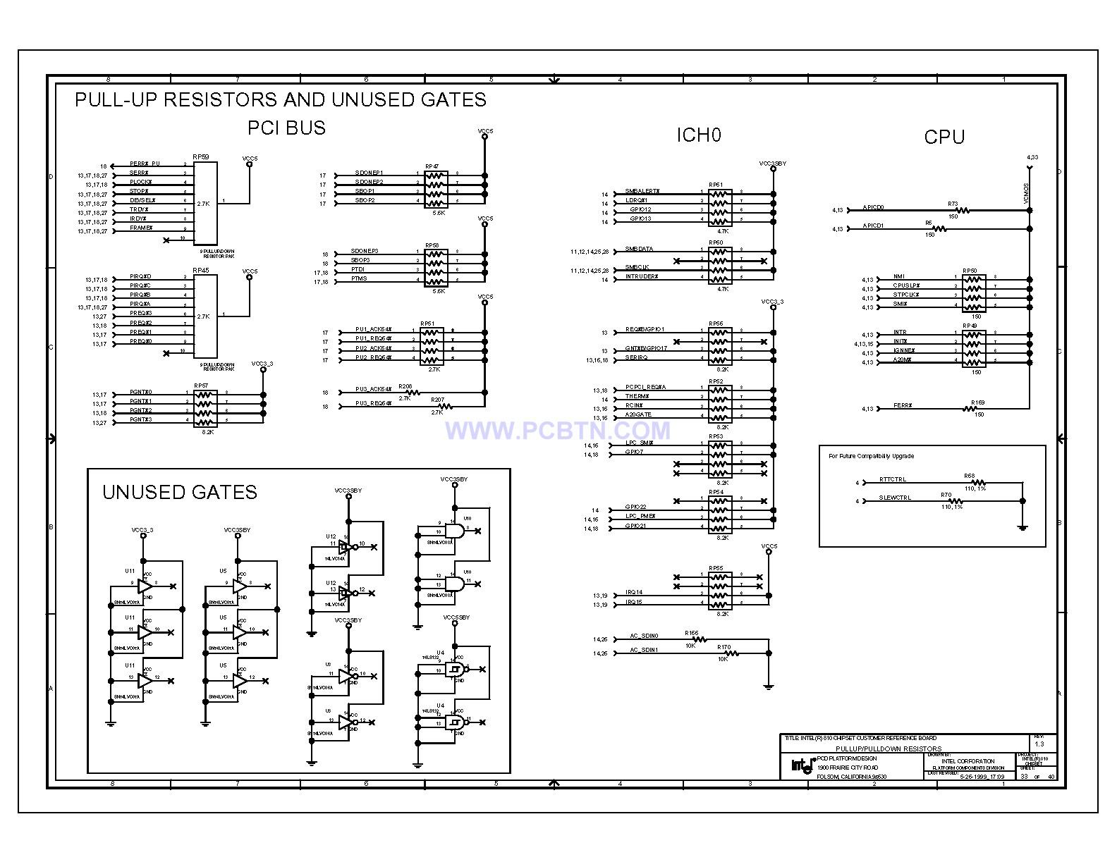 810电脑主板电路图1[_]33