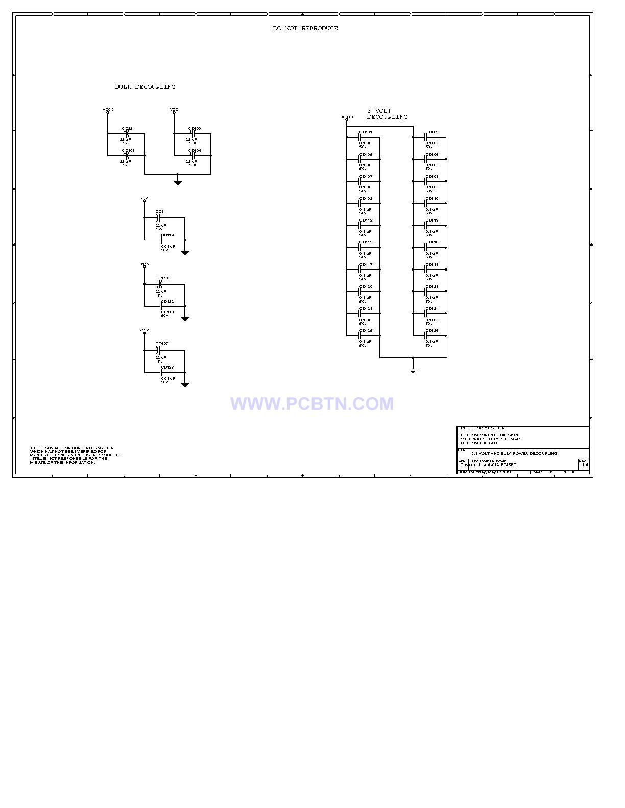 电脑主板设计图440LX2[_]31