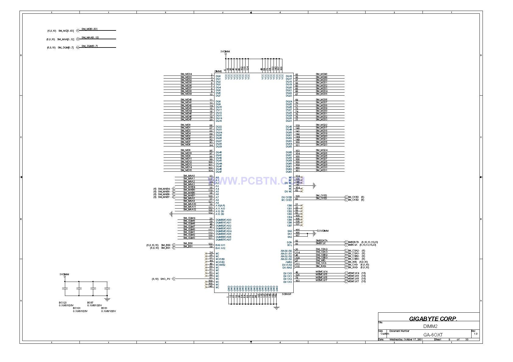 6OXT(1.0)电脑主板设计图[_]09