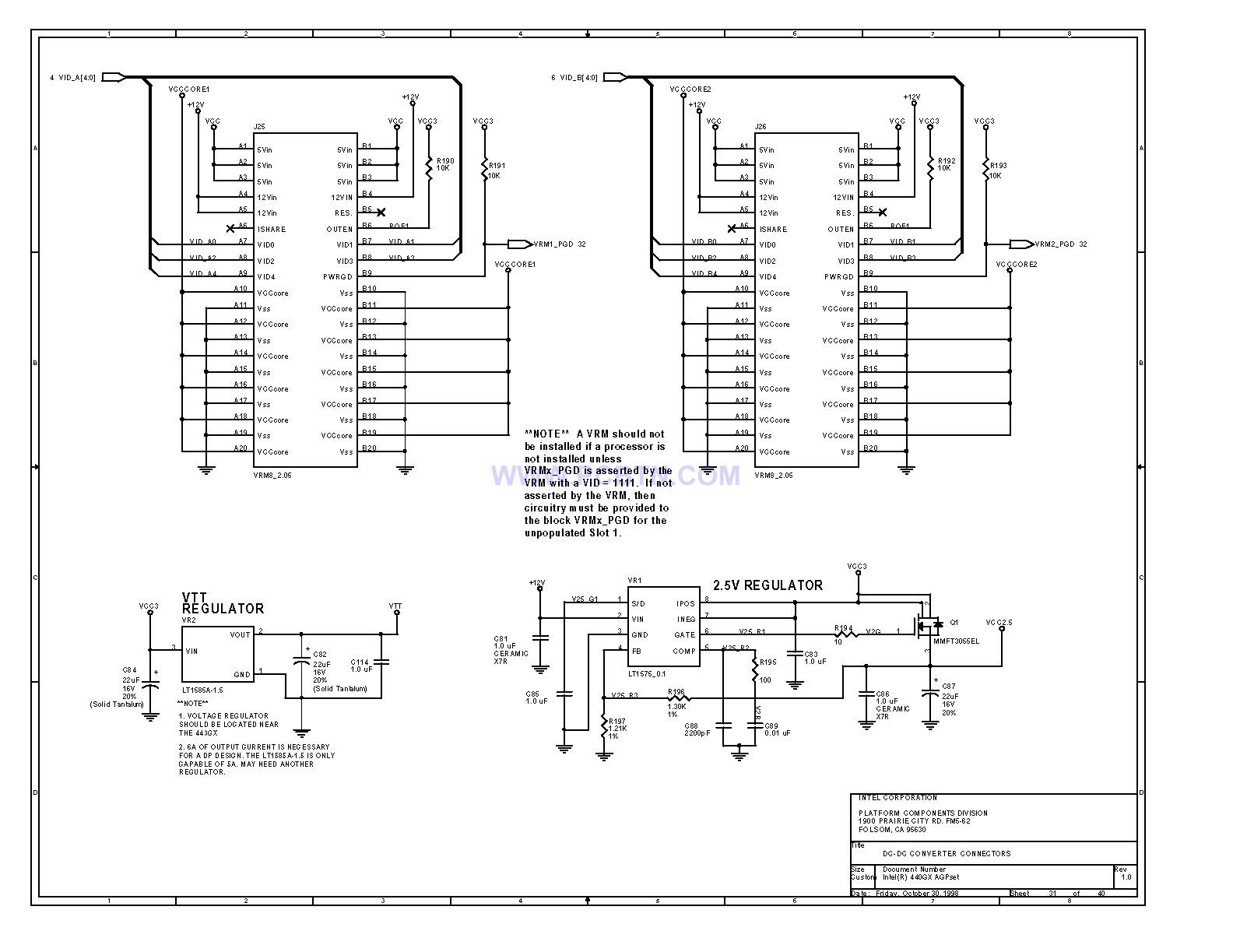 电脑主板设计图440gx[_]31