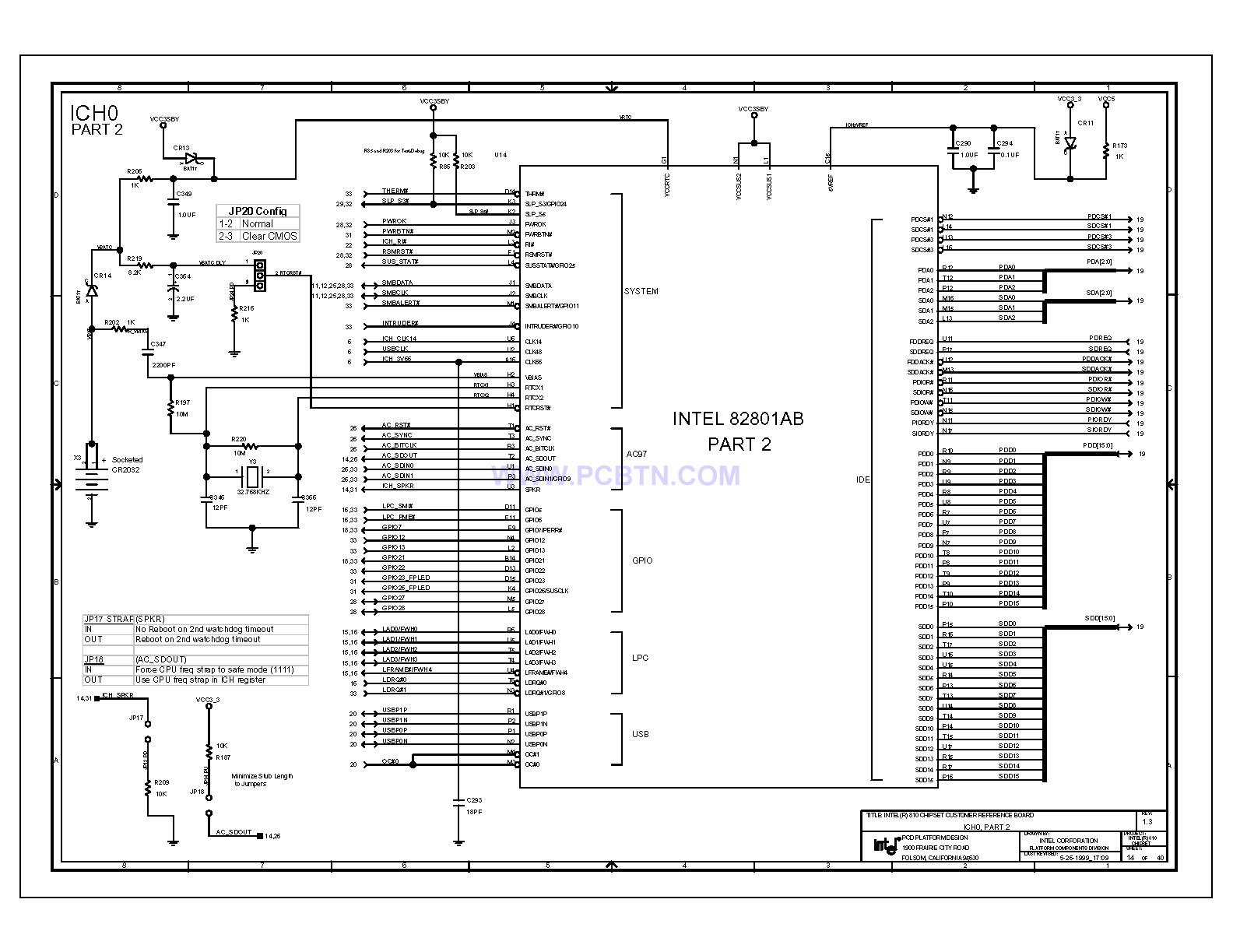810电脑主板电路图1[_]14