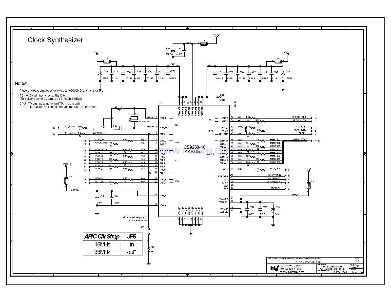 810电脑主板电路图1[_]06