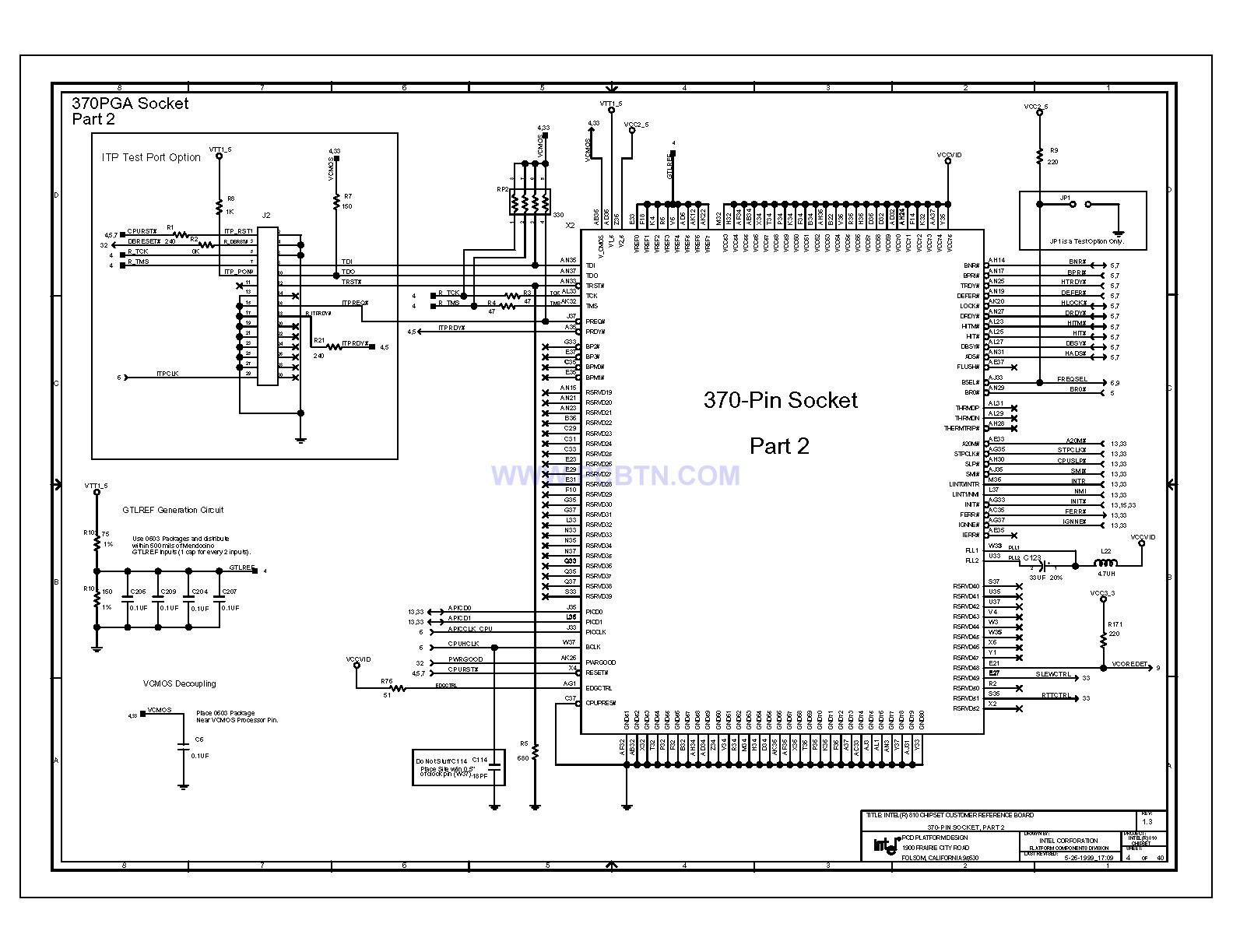 810电脑主板电路图1[_]04