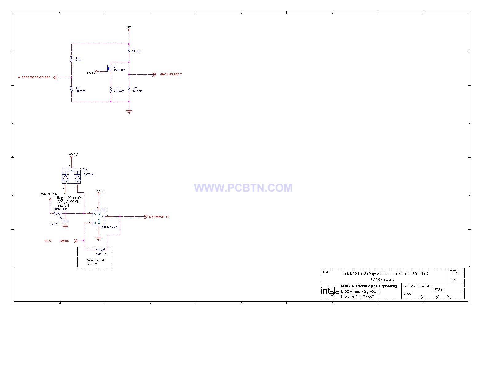 810电脑主板电路图2[_]34