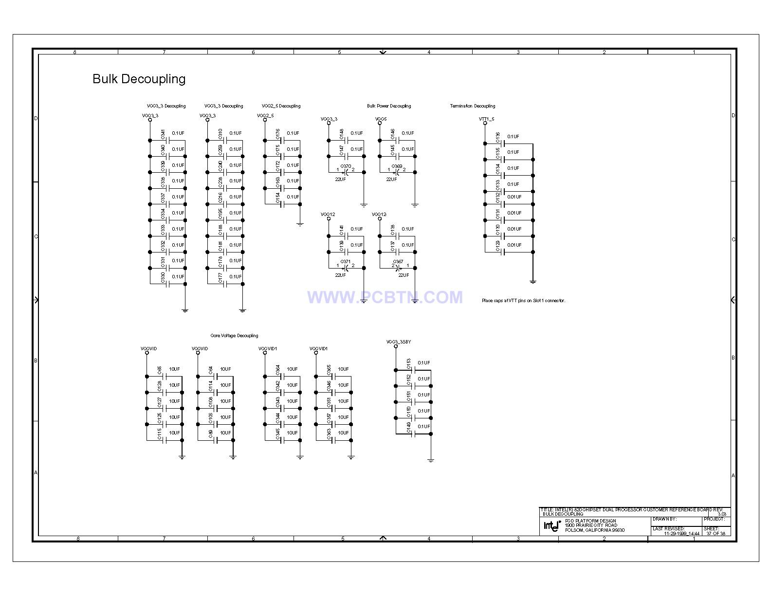 820e电脑主板电路图设计[_]77