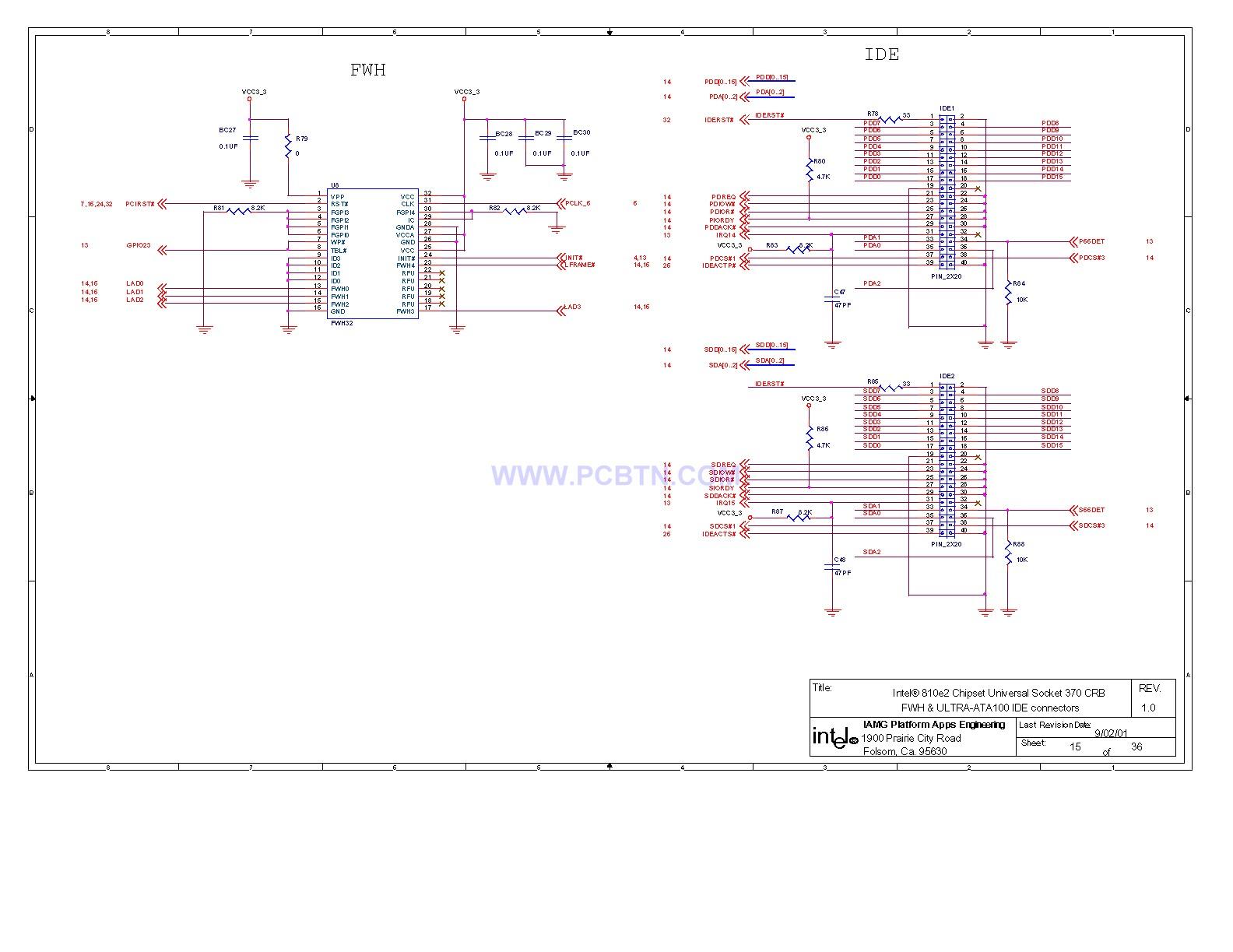 810电脑主板电路图2[_]15