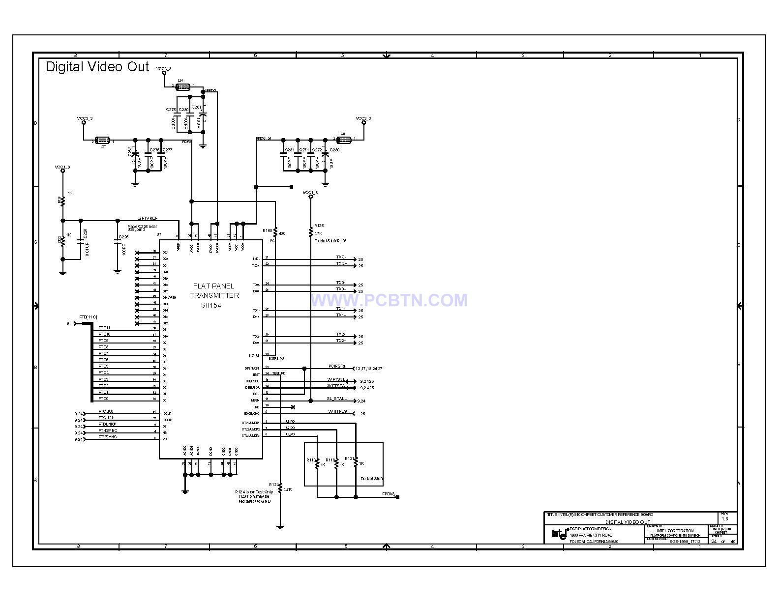 810电脑主板电路图1[_]24