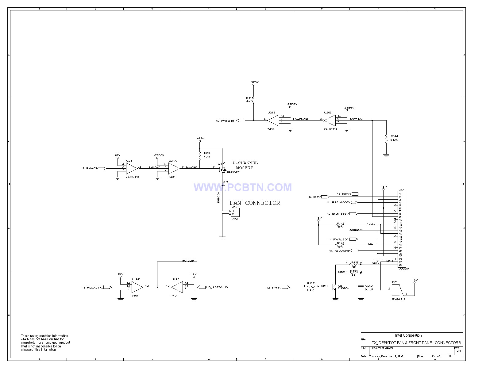【图】430tx电脑主板设计图[_]18微机单片机 电路图