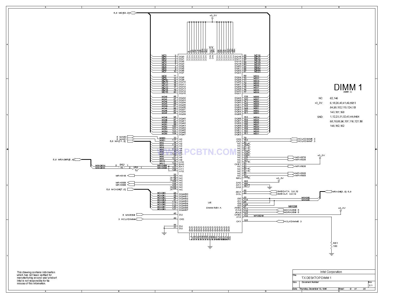 电脑主板设计图430TX[_]09