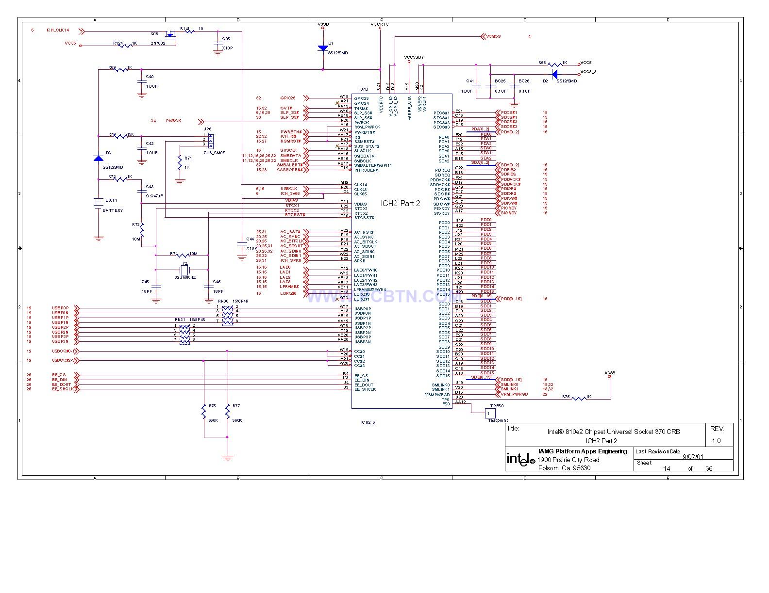 810电脑主板电路图设计[_]14