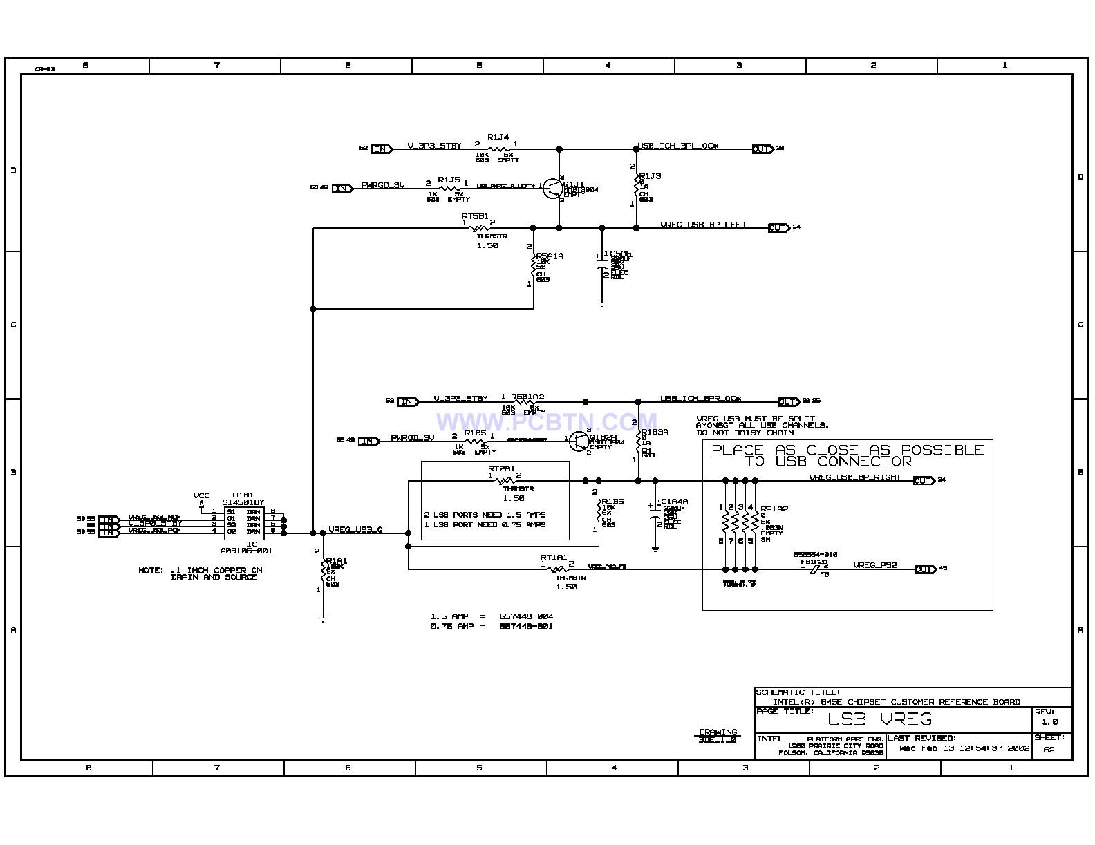 板电路图设计[