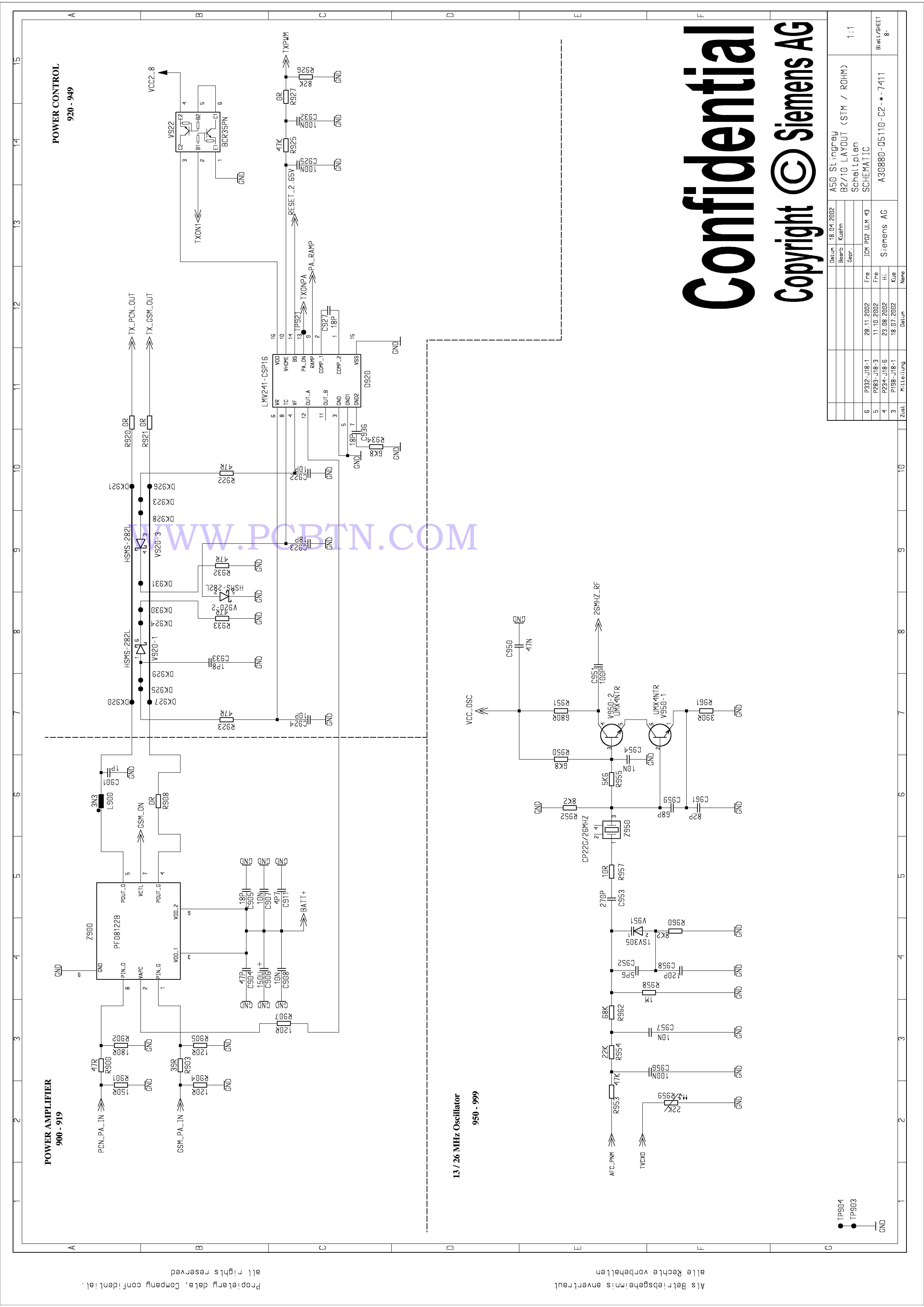 西门子电路设计A65  08