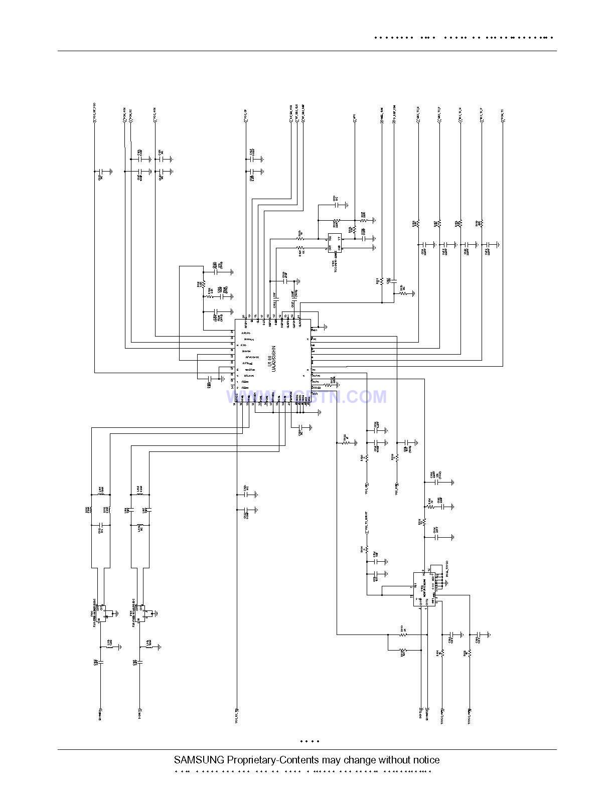 三星E708的电路图SAMSUNG SGH-E708 SM[_]27
