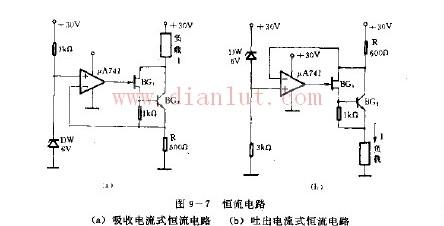 【图】采用fet的恒流电路电源电路