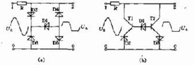 满足对称性的稳压电路图