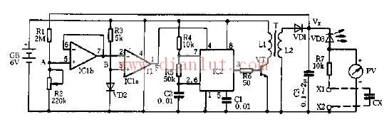 可调直流稳压电源的介绍电源电路 电路图 捷配电子市场网图片