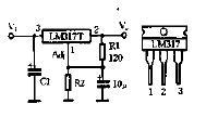 LM317系列典型电路的应用