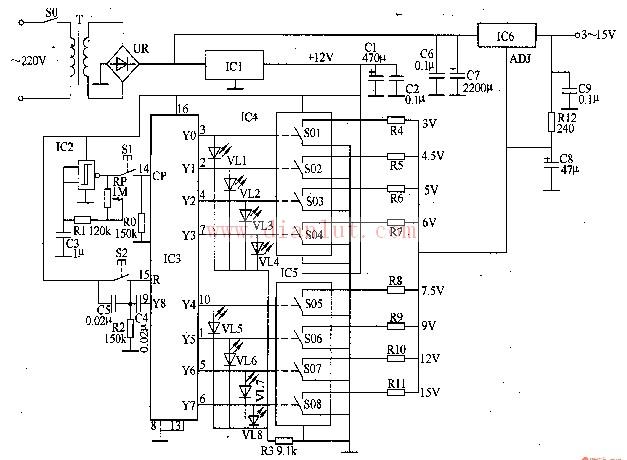 高频逆变器后级电路图大全-电源电路-捷配电子市场网