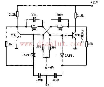 【图】100khz双稳态电路原理图电源电路